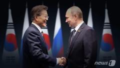 文大統領、きょう露プーチン大統領と首脳会談へ 韓国