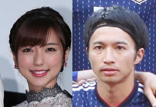 柴崎岳&真野恵里菜、今週中に結婚!W杯終え幸せゴール