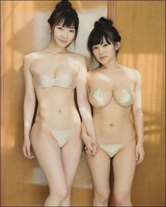 天木じゅん、実姉・黒田絢子との姉妹グラビアに絶賛の声