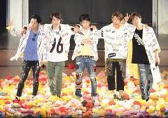 アイドルグループ「嵐」が2020年12月31日をもって活動休止