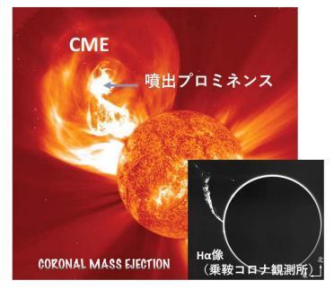 世界初 秒速400km! 太陽から吹き出す炎 観測に成功