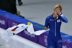 いじめ騒動の韓国スケーターが入院、大バッシングで不安症