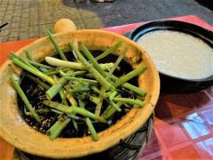 ホーチミン 日本人街の片隅でひっそりと楽しめるカエルの土鍋