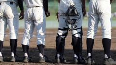 韓国選手に批判殺到 大阪桐蔭中川が激怒したラフプレー
