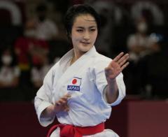 【東京五輪】空手女子形 清水希容が決勝進出、銀メダル以上が確定、日本勢初のイメージ画像