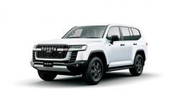 トヨタ、新型ランドクルーザー発売 200キロの軽量化と指紋認証スイッチ搭載で安全性向上のイメージ画像