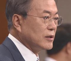 文大統領が新天皇に祝電「韓日関係発展へ大きな関心と愛情を」