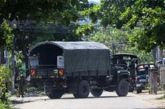 ミャンマーで80人以上が死亡か デモ参加者らに国軍銃撃と報道のイメージ画像