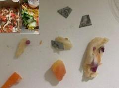 デリバリーのタコスからカッターナイフの刃…企業の回答は?=韓国のイメージ画像