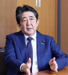 安倍前首相「菅首相、立派に後継いだ」ニッポン放送でのイメージ画像