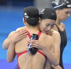 大橋悠依が決勝進出「気持ちに余裕ある」2つ目のメダルへ王手のイメージ画像