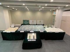 香港でビーフンに隠されたヘロイン61キロ発見、タイから発送のイメージ画像