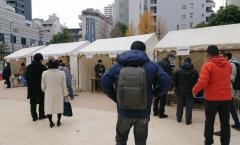 仕事も住居も失った コロナで苦しむ人たちに東京の各地で生活支援のイメージ画像