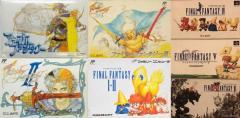 【人気投票受付中!】「ファイナルファンタジー」初期作品で一番好きなのはどれ?のイメージ画像