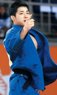 <東京五輪>柔道銅メダルの安昌林「在日同胞の子どもの力になれば」のイメージ画像
