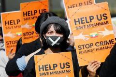 「日本のお金で人殺しをさせないで!」ミャンマー国軍支援があぶり出した「平和国家」の血の匂いのイメージ画像