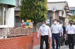 福岡 送迎バス5歳児死亡 県警、保育園を家宅捜索 業過致死容疑でのイメージ画像