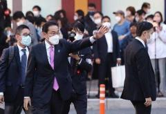 河井陣営へ提供の1億5000万円問題、首相「十分説明」 衆院選候補者アンケートで回答のイメージ画像
