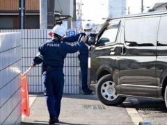 カーテン装着運転、佐賀県内一斉に取り締まりのイメージ画像