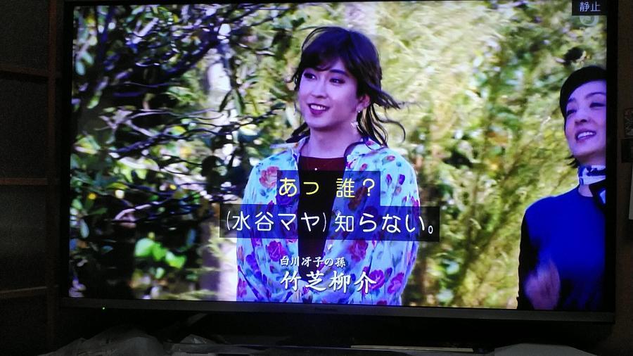 他の民放3局(日本テレビ、フジ