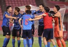 サッカー男子準決勝は日本―スペイン、メキシコ―ブラジル…韓国は6失点大敗で敗退のイメージ画像