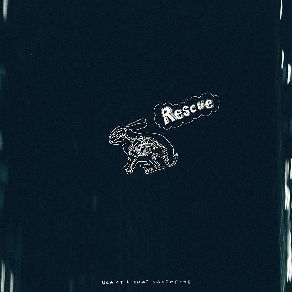 UCARY & THE VALENTINE、EP『Rescue』を7/7の24時に配信開始