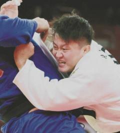 原沢敗れ3位決定戦へ 柔道男子100キロ超級【東京五輪柔道】のイメージ画像