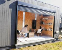 自宅内、一人になれる「小屋」人気…隈研吾さん設計でも300万円程度で販売のイメージ画像