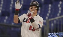 野球・米国代表、韓国降し予選トップ通過 次戦は侍ジャパンと対決へのイメージ画像