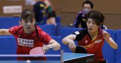 長﨑・安藤が女子単複で好発進 戸上は全3種目の初戦を勝利<卓球・WTTスターコンテンダードーハ>のイメージ画像