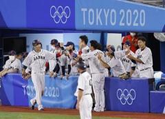 五輪・野球準決勝は「日韓戦」、4日午後「決戦」へのイメージ画像