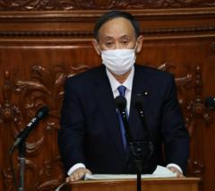 菅首相の思い・本気度 今ひとつ伝わらない施政方針 従来発言繰り返しのイメージ画像