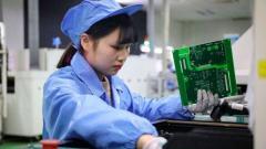 中国、「2028年までにアメリカ追い抜き」世界最大の経済大国に=英シンクタンクのイメージ画像