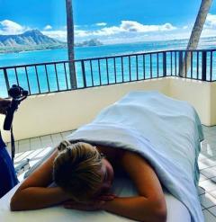丸山桂里奈、セクシー(!?)なハワイの思い出SHOT公開のイメージ画像