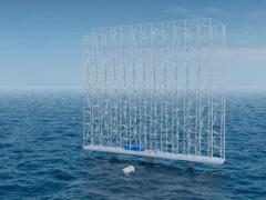 東京タワー級の巨大洋上風力発電が登場、8万世帯に50年間給電可能のイメージ画像