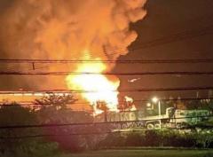 陸上自衛隊駐屯地で火事 大分・由布市のイメージ画像