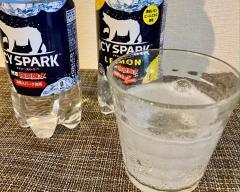 日本コカ・コーラ史上最強の強炭酸水「アイシー・スパーク」登場! 凍結レモンピールエキス使用でシュワっと爽やかな冷涼感をのイメージ画像