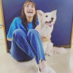 川口春奈、二重アゴの笑顔写真に大反響「何顎でも可愛い」のイメージ画像