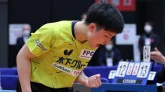 張本智和、薄氷の勝利に「去年の準決勝、決勝よりも苦しい試合」<卓球全日本男子単6回戦>のイメージ画像