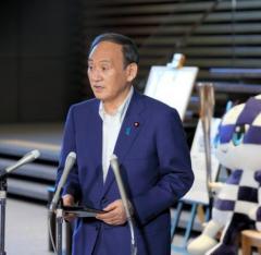 菅首相、五輪中止の選択肢「ない」 人流減を理由にのイメージ画像