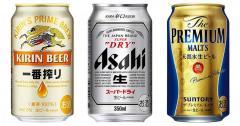 一番うまい缶ビールランキング、3位「プレモル」2位「一番搾り」を圧倒した最強の1位は?のイメージ画像