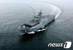 韓国海軍艦艇で初の「新型コロナ集団感染」発生、32人が感染