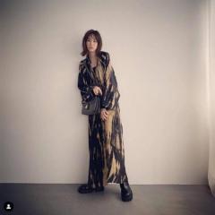桐谷美玲、秋服コーデ披露で絶賛の声「可愛すぎる!」のイメージ画像