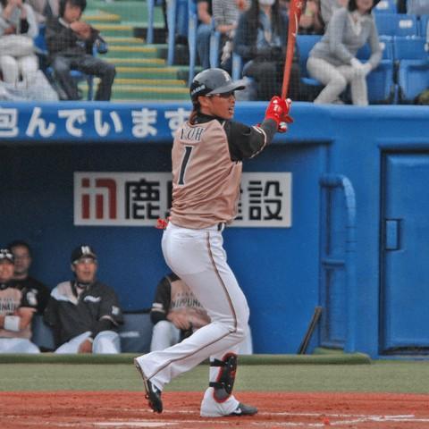 プロ野球 斎藤佑樹の背番号が「18」から「1」へ!