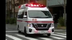 患者乗せた救急車誘導の隊員に「邪魔だ」、男が帽子投げつける…病院到着30分遅れのイメージ画像