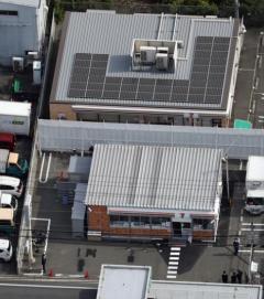 東大阪のセブン、本部側が対立店舗の駐車場で営業開始のイメージ画像