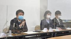 甲府放火、週刊新潮が少年実名報道 山梨県弁護士会長が抗議談話のイメージ画像