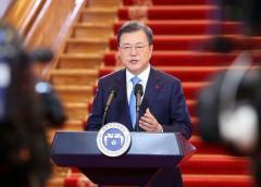 日本批判が空振りの韓国・文在寅大統領、国際社会の賛同得られずのイメージ画像