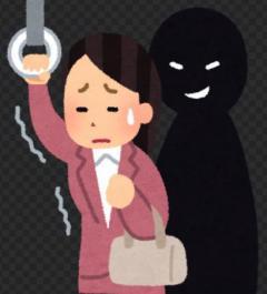 朝の列車で16歳女性に股間押しつける…「痴漢してますよね?」偶然居合わせた警官が39歳男を現行犯逮捕 愛知のイメージ画像