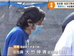 名古屋のタイ国籍女性が襲われた強盗殺人未遂事件、48歳の男を逮捕 名古屋のイメージ画像